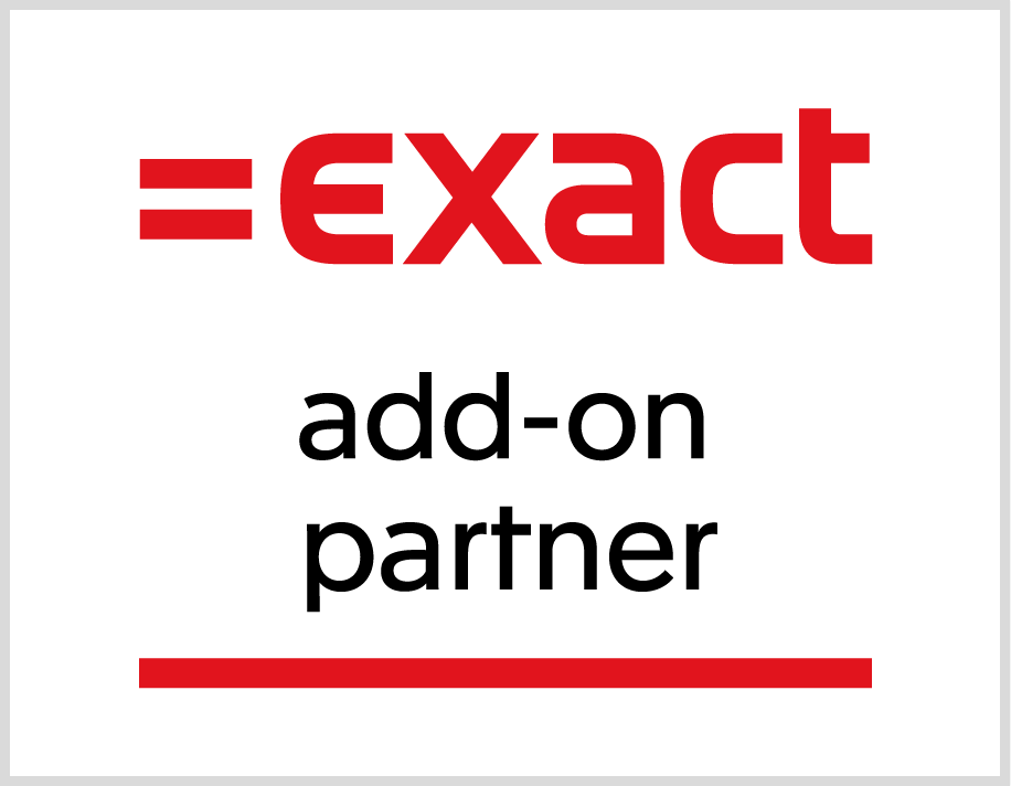 Exact Add-on partner logo